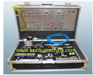Electro Pneumatic Training Workbench Electro Pneumatic Workbench Teaching Equipment pictures & photos