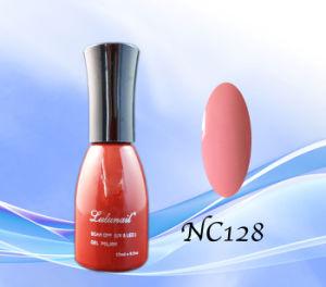 High Quality Pink Color Art Nail Polish Gel