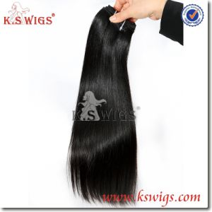 100% Unprocessed Virgin Malaysian Human Hair Weaving pictures & photos