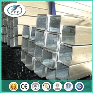 150g/Square Meter Gi Iron Hollow Section Steel Pipe pictures & photos