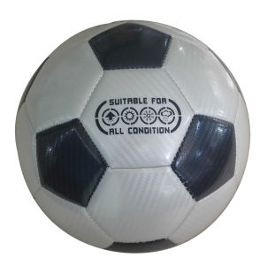 Normal Size Machine Stitched PU/TPU/PVC OEM Soccer Football pictures & photos