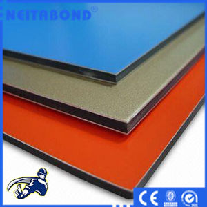 Curtain Wall Material 4mm ACP Aluminum Composite Panel for Construction with SGS Certifications pictures & photos