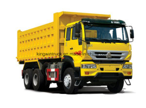 Sinotruk Golden Prince Brand 6X4 Dump Truck pictures & photos