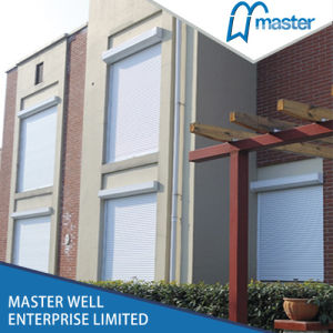 Auto Residential Roller Shutter Window pictures & photos