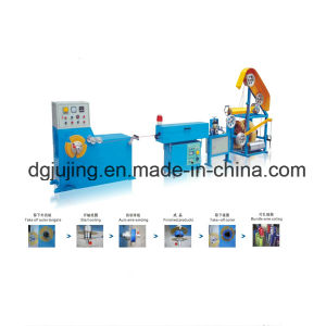 Automatic Cable Wire Coiling Machine pictures & photos
