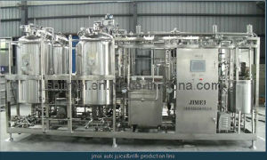 Jimei Auto Juice&Milk Production Line pictures & photos