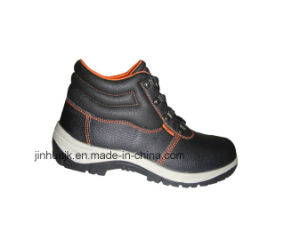 Lace-up Safety Shoes (JK46001) pictures & photos