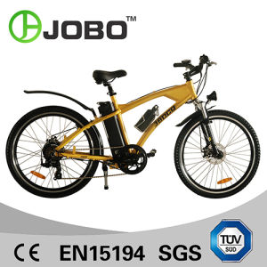 Elegant 26 Inch Aluminum & Lithhium Battery Electric Bike (JB-TDE01Z) pictures & photos