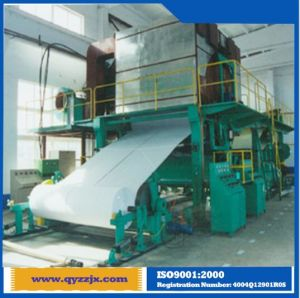 2016 Small Toilet Paper Making Machine From Pingan Factory