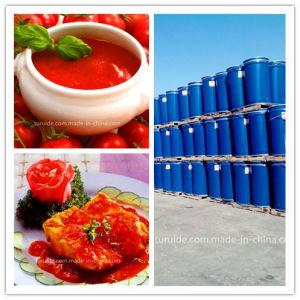 Cold Break 28%-30, 36%-38% Brix Aseptic Bag Tomato Paste in Drum