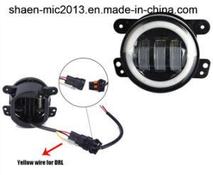 4 Inch 18W LED Fog Lights for Jeep pictures & photos