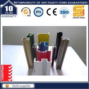 Algeria Aluminium/Aluminum Extrusion Profile (6063 t5) pictures & photos