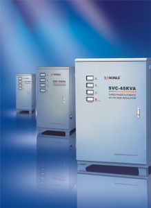 Tns Three-Phase High Accuracy Full Automatic AC Voltage Stabilizers (TNS) pictures & photos