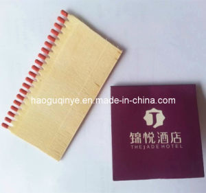 Red Head Safety Matches Books pictures & photos