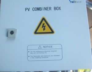 Profession Manufacture MPPT/PWM Solar Controller Factory pictures & photos