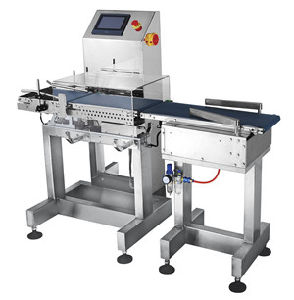 Check Weight Machine with Ejector System pictures & photos
