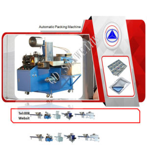 Mosquito Mat Automatic Chemical Liquid Dosing and Sealing Packing Machine pictures & photos