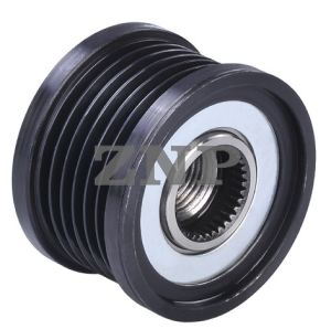 Overrunning Alternator Pulley (ZNP-28770)