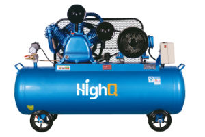 Belt Driven Piston Air Compressor 2HP (W-0.53/12.5)