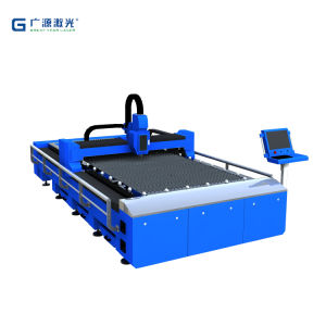 Gyc Supply 1530 Fiber Laser Cutting Machine pictures & photos