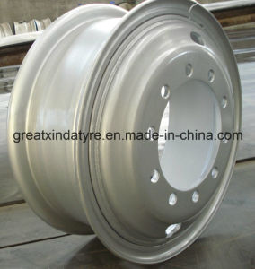 High Quality Wheel Rims, Truck Steel Wheel Rim (6.00G-16) pictures & photos
