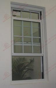 Multiple Design American Standard PVC Sliding Window (BHP-LW07) pictures & photos