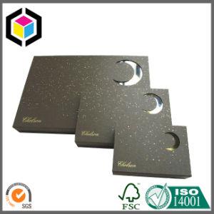 Matt Color Detachable Lid Wallet Cardboard Paper Gift Box pictures & photos