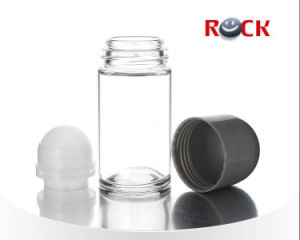 Industrial Use 60ml Clear Glass Oil Bottle with Roller Ball pictures & photos