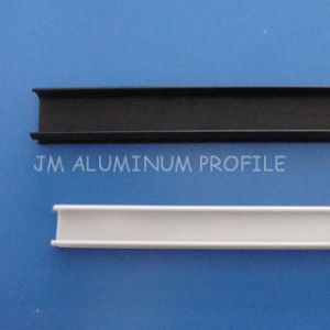 T Slot Aluminum Extrusion Economy T-Slot Cover, Groove 6/8/10 Black\Grey pictures & photos