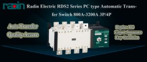 RDS2-63A Auto Changeover Switch, Isolator Switch pictures & photos