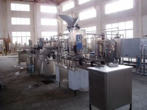 Pop Can Filler/ Can Filling Machine/ Can Filling Line pictures & photos