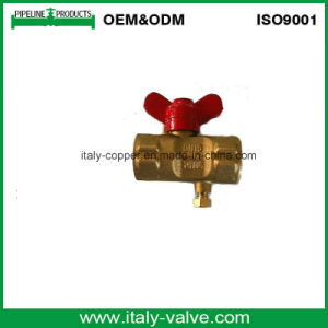 Customized Quality Small Gas Ball Valve (IC-1009) pictures & photos