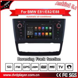 Android Auto DVD for BMW 1 E81 E82 E88 Video GPS Navigation pictures & photos