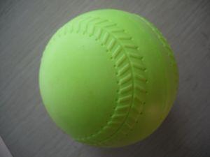 Realistic-Seamed Practice Softballs