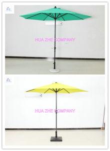 Hz-Um133 10ft (3m) Round Umbrella Crank Umbrella with Tilt Outdoor Parasol Garden Umbrella Patio Umbrella pictures & photos