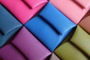 Goat Skin Leather Handmade Epsom Coin Purse Bag