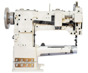 Single Needle Industrial Sewing Machine for Leather Yd246 pictures & photos
