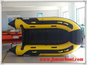 Yacht with Inflatable Tube (FWS-D290) pictures & photos