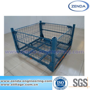 Cage Pallet / Storage Cage pictures & photos