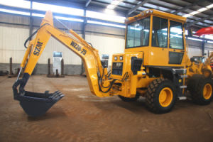 Hot Mini Backhoe Loader for Sale pictures & photos