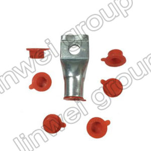 Rubber Cover Cross Hole Lifting Insert in Precasting Concrete Accessories (M16X80) pictures & photos