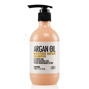 Wholesale Price Argan Oil Hair Shampoo (GMPC & ISO22716)