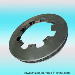 Sand Casting Brake Disc with Stainless Casting pictures & photos