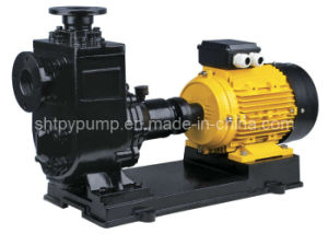 Self-Priming Sewage Pump pictures & photos