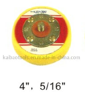 4inch Buffing Sanding Disc with Thread M8 pictures & photos