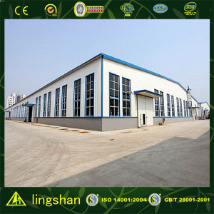 Prefabricated Cheap Industrial Light Steel Structure Shed (LS-SS-213) pictures & photos
