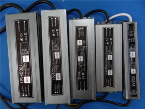 150W Waterproof Constant Voltage Swithcing Power Supply pictures & photos