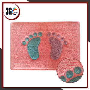 Easy to Clean and Waterproof PVC Welcome Door Mat pictures & photos