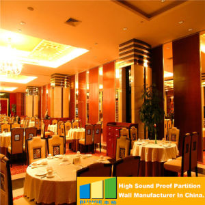 Sound Proof Doors Folding Panel Partitions Metal Partition Frame Ceiling