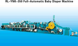 Rl-Ynk-200 The Finished Process Baby Diaper Machine pictures & photos